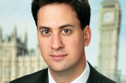 Database to attack Tories: Ed Miliband
