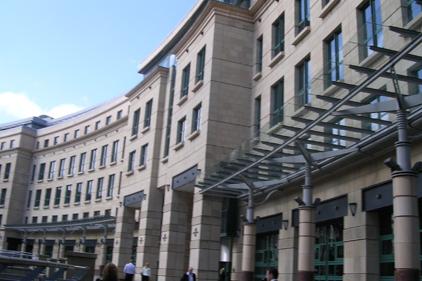 Standard Life: Edinburgh HQ