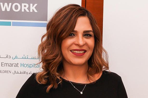 Health PR expert Farah Al Alami