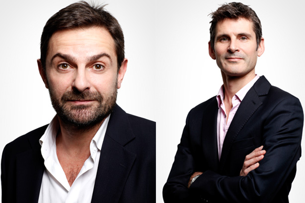 Jason Frank & James Parsons: To take over as joint CEOs of MSLGroup UK