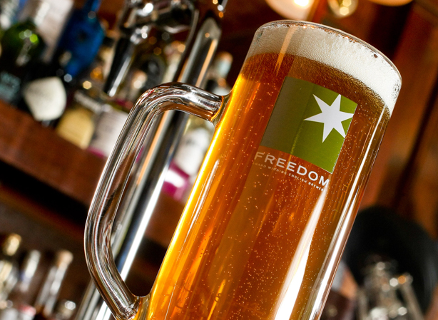 Freedom Brewery: LightBrigade to handle consumer PR