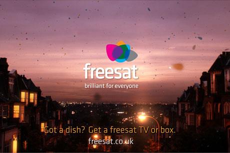 Freesat: Challenger brand