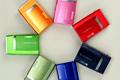 Fujifilm: colourful picture