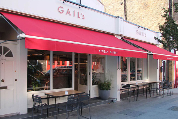 Gail's Bakery calls in Seven Dials amid need for PR support