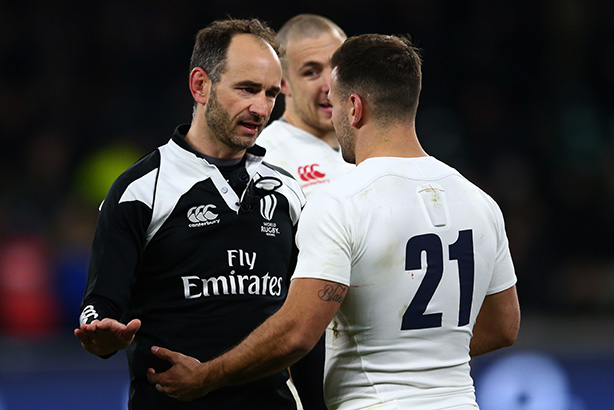 #sixnations #rugby: Six Nations got the conversation going (Credit: Michael Steele/Getty Images)