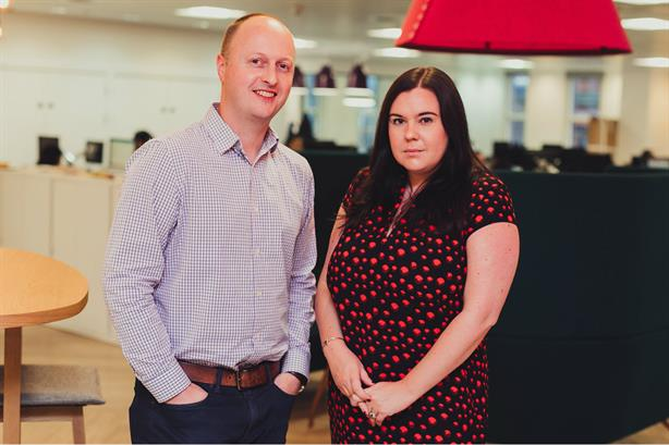New hires: Tom Glover and Victoria Brophy