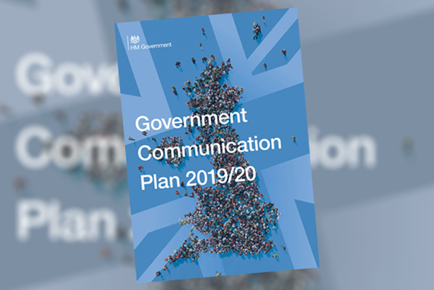 Government departments will launch more campaigns in the coming financial year than ever before