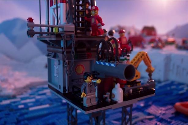 Greenpeace: Intends to take the battle to Lego over its partnership with Shell