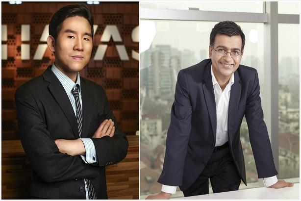 Herman Cheng and Vineet Arora of Havas Media