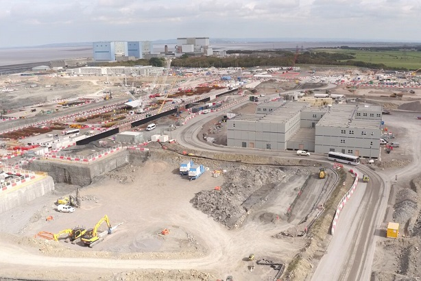 The contract arrangements around Hinkley Point C nuclear plant were developed by UKGI