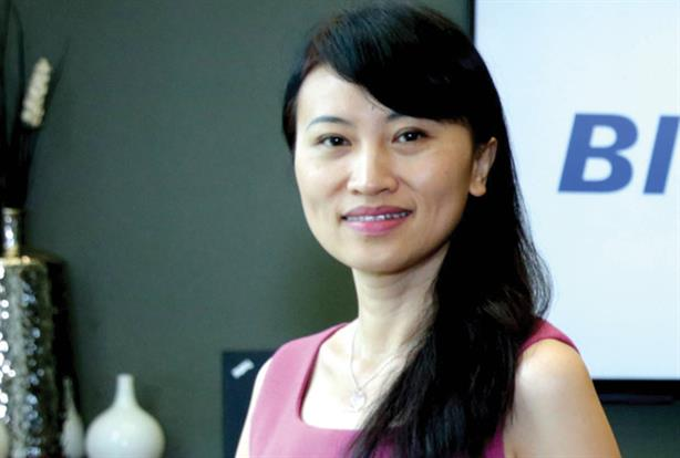 BlueFocus International CEO Holly Zheng: Deal will accelerate progress of the BlueFocus brands