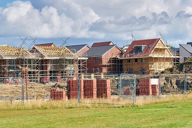Local authorities will be allowed to give permission for houses to be built on Green Belt land (©ThinkstockPhotos)