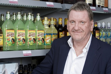 Ian Wright: Leaving Diageo