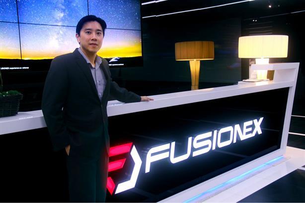 Fusionex CEO Ivan Teh