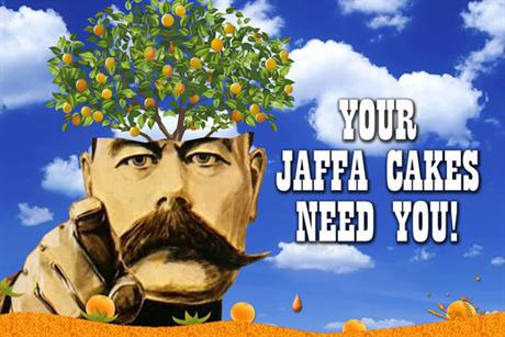 United Biscuits: brand portfolio includes Jaffa Cakes, which is handled by Mischief