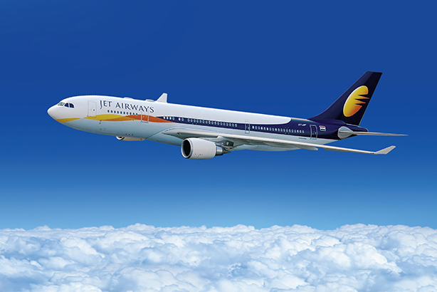 Jet Airways Airbus A330.