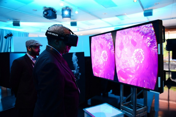 Only 18% of U.S. physicians have used virtual reality professionally, but 60% are interested in using it.