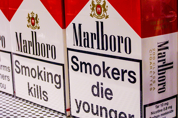 BCW has extended its work with Philip Morris, in potential conflict with its pharma clients (pic credit: ShieldmaidenOfSweden / Alamy Stock Photo)