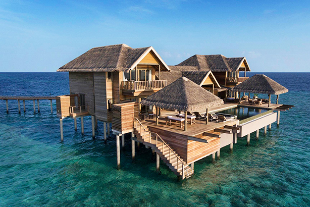 Vakkaru Resort in The Maldives