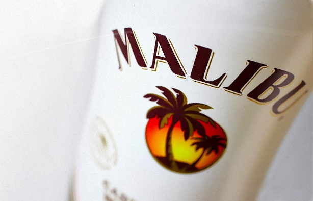 Pernod Ricard's Malibu rum brand