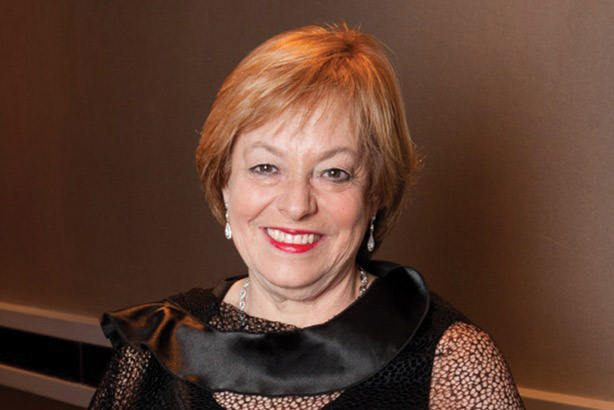 Margery Kraus, founder and executive chairman, APCO Worldwide