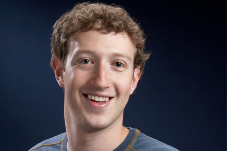Hacked off: Mark Zuckerberg