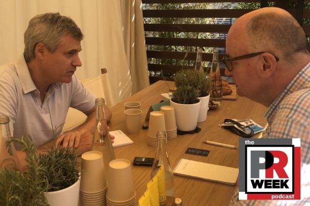 Mark Read (left) and Steve Barrett