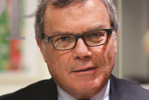 "Sir Martin Sorrell: The investment is ""an important part of WPP's strategy"""