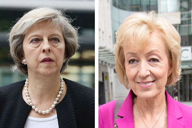 Theresa May and Andrea Leadsom: Contesting the Tory leadership