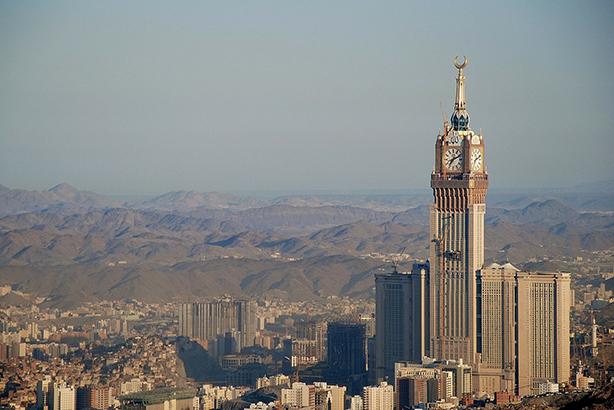 Mecca, Saudi Arabia (©Pixabay)
