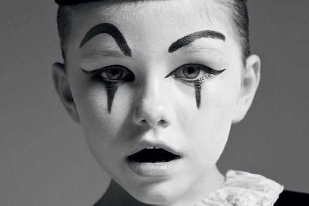 Campaign image for Parisian childrenswear retailer Melijoe