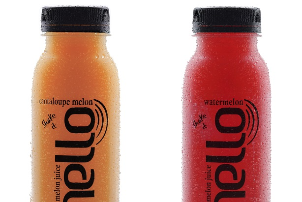 Mello: Melon juice brand