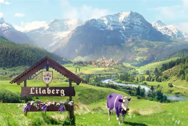 Milka: under fire for casting call