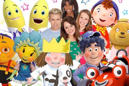 Milkshake: part of Channel 5's children's programming