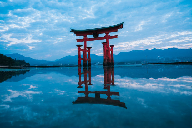 Japan's Miyajima island is among tourist hotspots now represented by Black Diamond