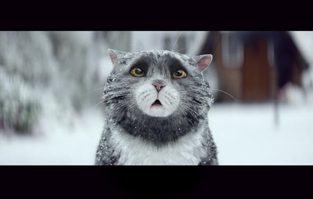 Sainsbury's Christmas campaign highlights child literacy with Mog ...