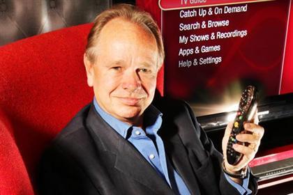 Nigel Gilbert: former chief marketing officer of Virgin Media