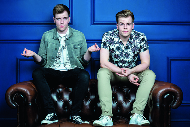 50 hot new influencers: NikiNSammy (© Linda Blacker)