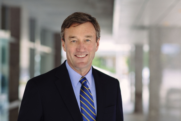 John Noseworthy. Image provided by Mayo Clinic