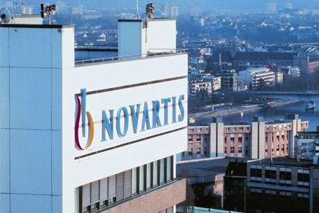 Lobbying: Novartis has hired Insight