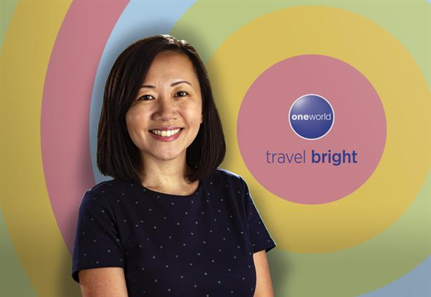 Oneworld's new vice president of corporate communications, Ghim-Lay