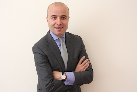 Oskar Yasar: launching recruitment consultancy