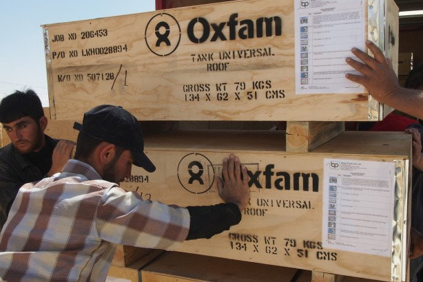 Oxfam: new comms head to lead slimmed-down UK PR team