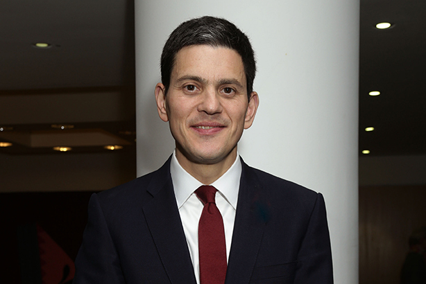 David Miliband: President of the International Rescue Committee (Credit: Yui Mok / PA Archive/PA Images)