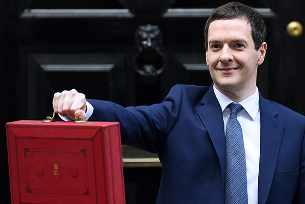 The Chancellor, George Osborne (Pic credit: Andrew Matthews / PA Wire/Press Association Images)