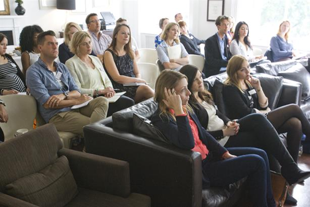 PRWeekJobs: More than 40 agencies took part in the inaugral breakfast briefing on Thursday