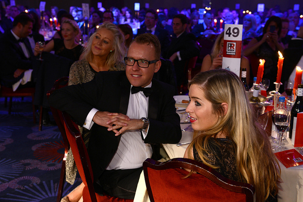 PRWeek Awards: To be hosted at the Grosvenor House Hotel on 14 October