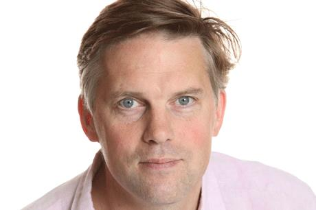 Paddy Toyne-Sewell: Vodafone's head of external communications