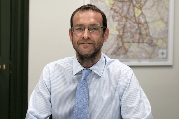 Paul Bates, director of strategy and communications, Lambeth Council