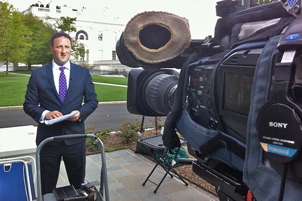 Sky News veteran Paul Harrison will join Huawei in July